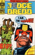 Judge Dredd (1986 Quality) 2