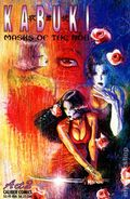 Kabuki Masks of the Noh (1996) 2