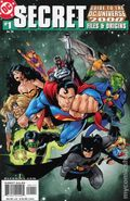 Secret Files and Origins Guide to the DC Universe (2000) 1