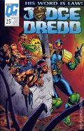 Judge Dredd (1986 Quality) 25