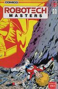 Robotech Masters (1985) 4