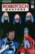 Robotech Masters (1985) 7