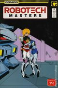 Robotech Masters (1985) 17