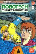 Robotech The New Generation (1985) 5