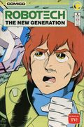 Robotech The New Generation (1985) 8