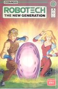 Robotech The New Generation (1985) 10