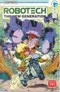 Robotech The New Generation (1985) 14