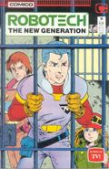 Robotech The New Generation (1985) 18