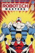 Robotech Masters (1985) 11