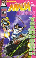 Ninja High School Yearbook (1989) 6