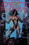 Razor (1992 1st Series) Annual 1A