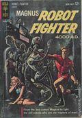 Magnus Robot Fighter (1963 Gold Key) 1