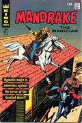 Mandrake the Magician (1966 King) 3