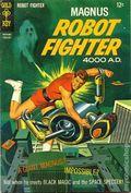 Magnus Robot Fighter (1963 Gold Key) 21