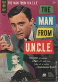 Man from U.N.C.L.E. (1965 Gold Key) 4