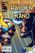 Mortal Kombat Rayden and Kano (1995) 2