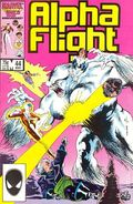 Alpha Flight (1983 1st Series) 44