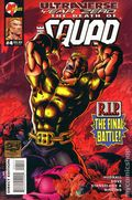 Ultraverse Year Zero The Death of the Squad (1995) 4