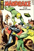 Mandrake the Magician (1966 King) 5