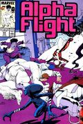 Alpha Flight (1983 1st Series) 54