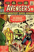 Avengers (1963 1st Series) 1