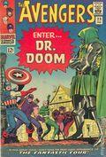Avengers (1963 1st Series) 25