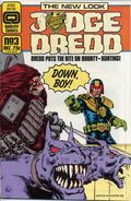 Judge Dredd (1986 Quality) 3