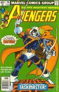 Avengers (1963 1st Series) 196