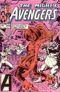 Avengers (1963 1st Series) 245