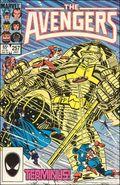 Avengers (1963 1st Series) 257