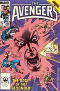 Avengers (1963 1st Series) 265