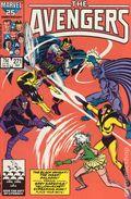 Avengers (1963 1st Series) 271