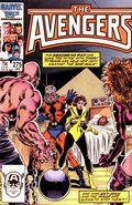 Avengers (1963 1st Series) 275