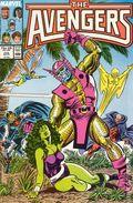 Avengers (1963 1st Series) 278