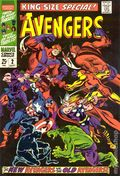Avengers (1963 1st Series) Annual 2