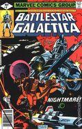 Battlestar Galactica (1979 Marvel) 6