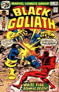 Black Goliath (1976 Marvel) 2
