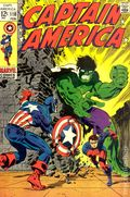 Captain America (1968 1st Series) 110