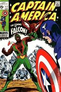 Captain America (1968 1st Series) 117