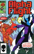 Alpha Flight (1983 1st Series) 21