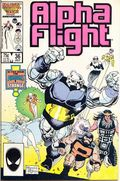 Alpha Flight (1983 1st Series) 36