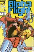 Alpha Flight (1983 1st Series) 53