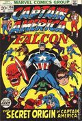 Captain America (1968 1st Series) 155