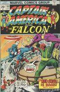 Captain America (1968 1st Series) 184