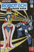 Robotech The Macross Saga (1985-1989 Comico) 9