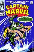 Captain Marvel (1968 1st Series Marvel) 4