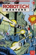 Robotech Masters (1985) 5