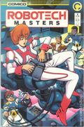 Robotech Masters (1985) 8