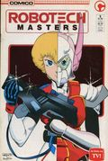 Robotech Masters (1985) 9
