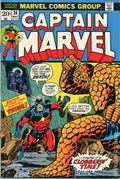 Captain Marvel (1968 1st Series Marvel) 26